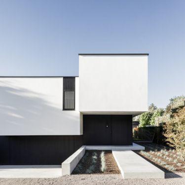 69 best moderne villabouw images on pinterest minimalism for Moderne villabouw
