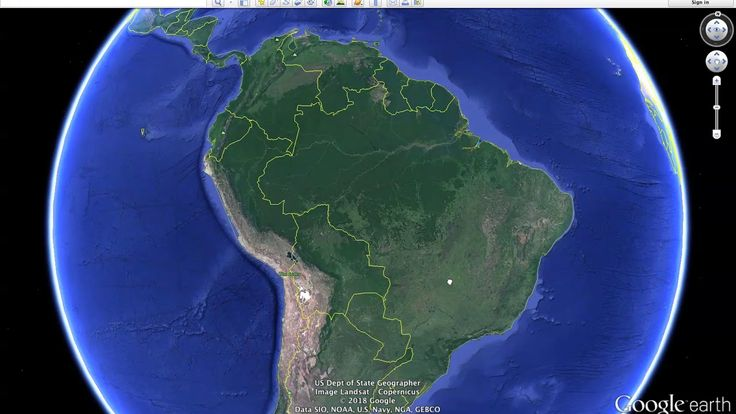 North & South America Striped... Where are the trees? Traded for cheap fast burgers! Must see to understand...