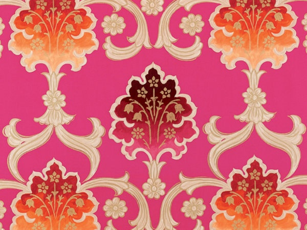 Fabrica RASTRELLI RASPBERRY by Designers Guild: Design Guild, Colors Textiles, Accounting Sho, Rastrelli Raspberries, Guild Dramatic, Designers Guild, Dramatic Fabrics, Fabrics Design, Patterns Prints