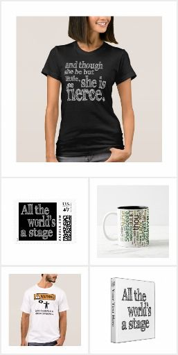 Shakespeare Theatre Cast Gifts