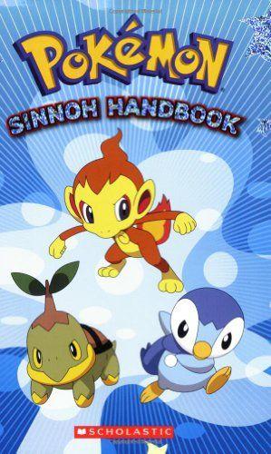 Amazon.com: pokemon handbook