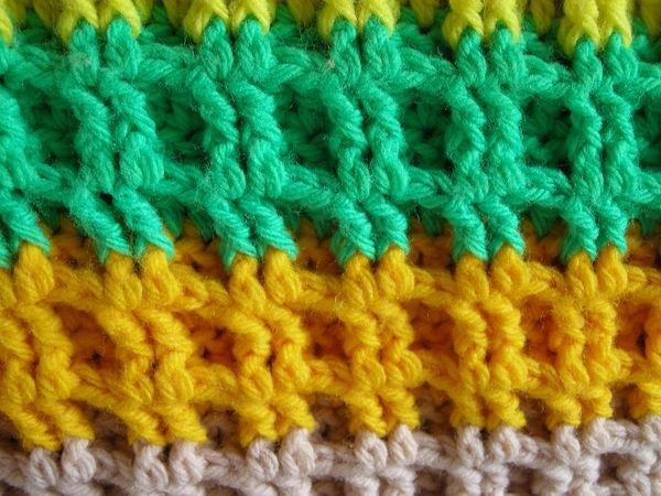 Crochet Fptr : Waffle Stitch, Fptr Crochet Pinterest