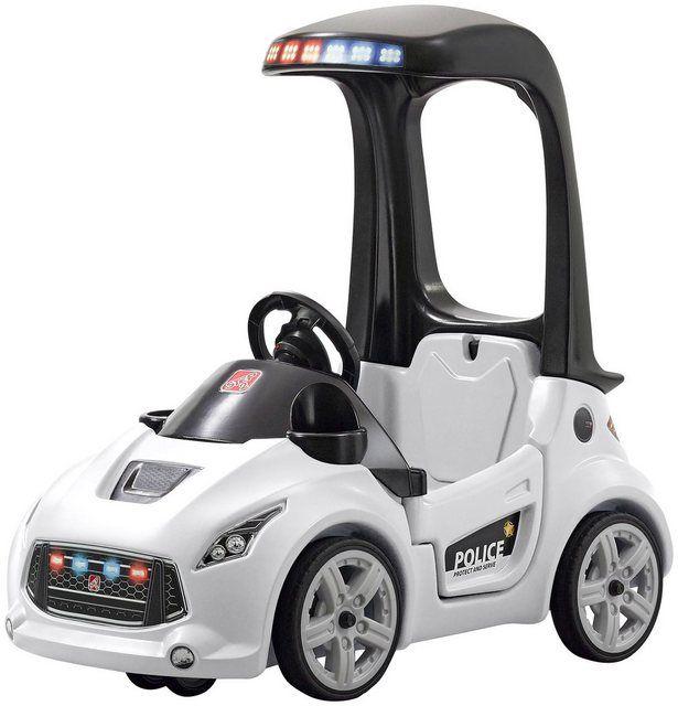 Rutschauto Turbo Coupe Interceptor Fur Kinder Ab 1 5 Jahre Rutschauto Autos Und Polizeiautos
