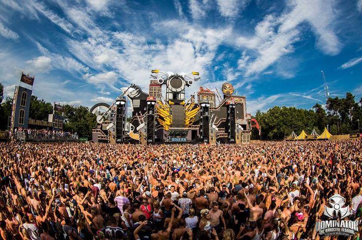 dominator festival 2015 NL