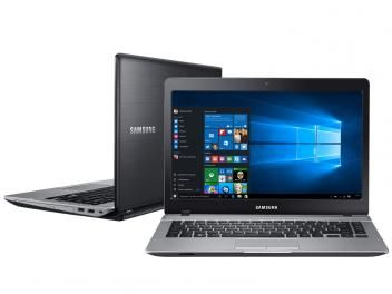 "Notebook Samsung Essentials E32 Intel Core i3 - 4GB 1TB LED 14"" Windows 10"