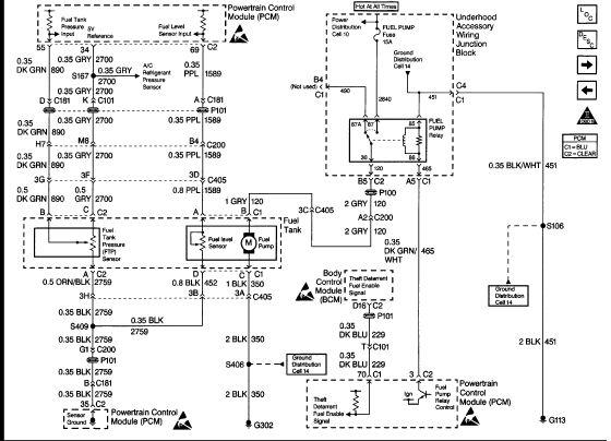 wiring harness diagram for a 1999 pontiac grand prix 3.8