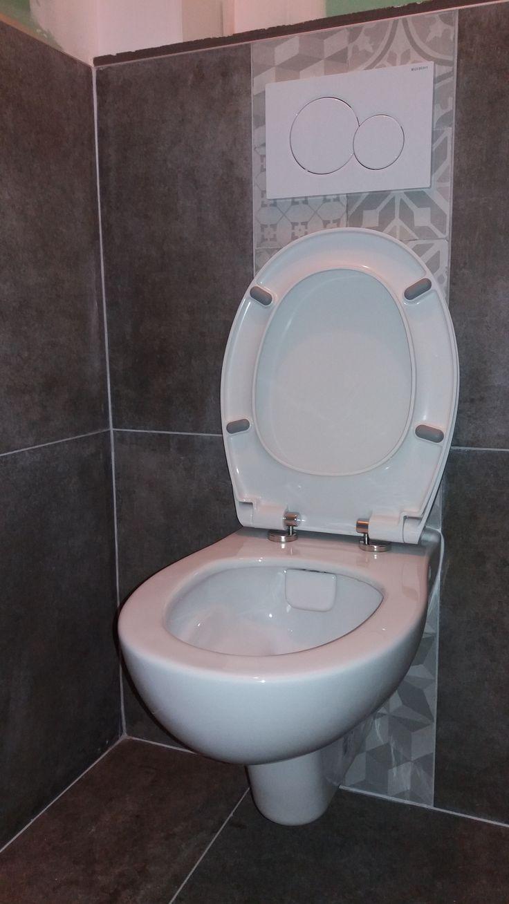 Pose d'un wc suspendu Instructions de montage...