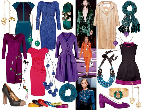 Cutout images by PRoSHOTS.ie Autumn/winter 2012 catwalk images by Getty. Top: Gucci; middle: Prada; bottom: Christian Dior