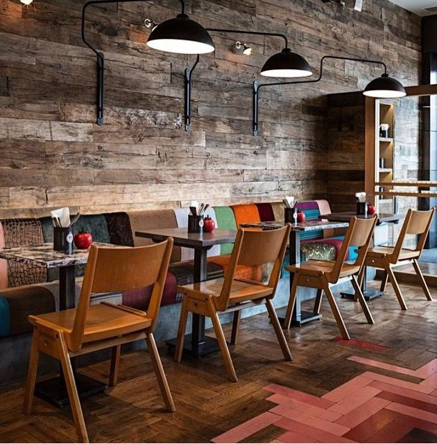 Restaurant Interior Floor : Best images about peak running decor on pinterest