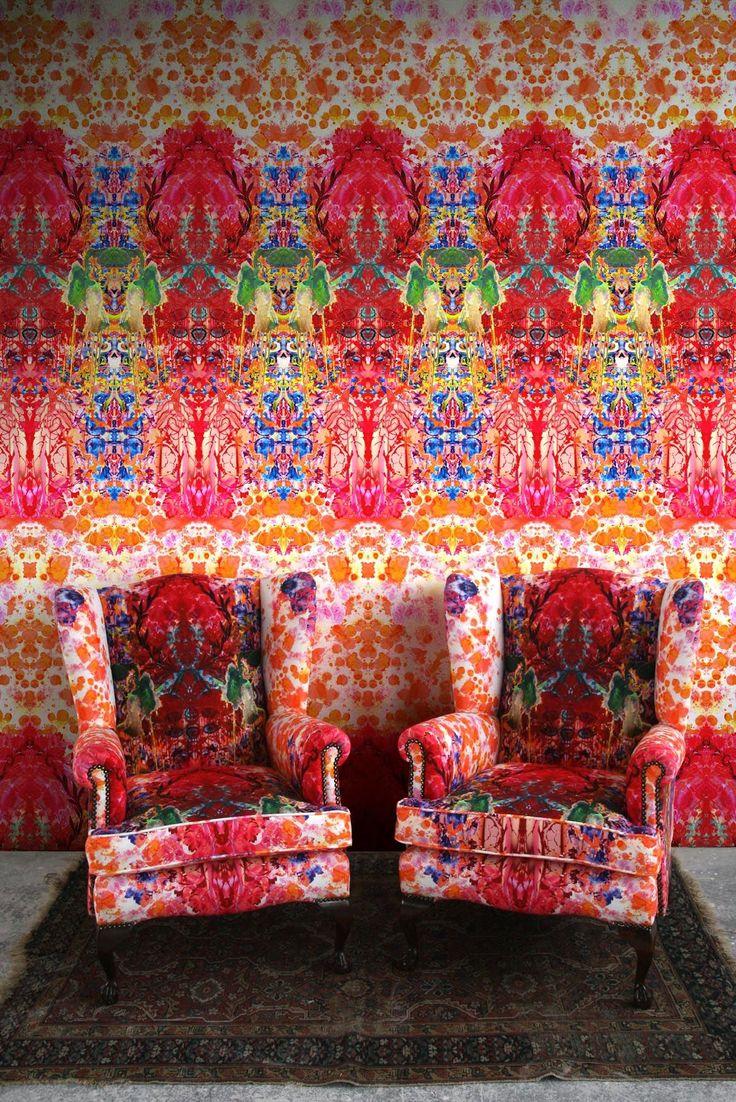 Omni Splatt  - Timourous Beastie. Love this wallpaper