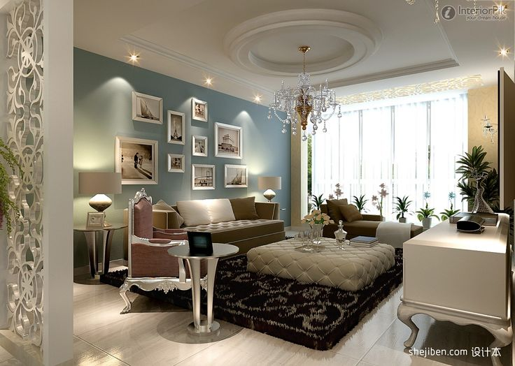 Chandelier Living Room 2013 European Chandelier Living Room Effect Chart