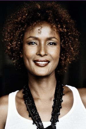 Waris Dirie - her story has inspired me since I first read ...