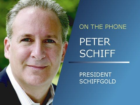 Peter Schiff | Recession Collision Course