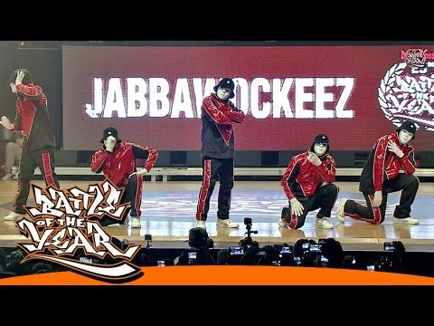 Wow! We hit the 1 million views with the Jabbawockeez showcase on BOTY TV! Relive the show now!