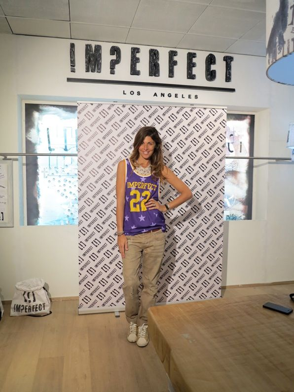 Alessandra Grillo#imperfectshowroom#milano  #imperfect#lifeisimperfect#belenrodriguez#womancollection#losangeles#celebrities#fashion#cool#star#Fiveseasons#Milano#clothingcollection#luxury