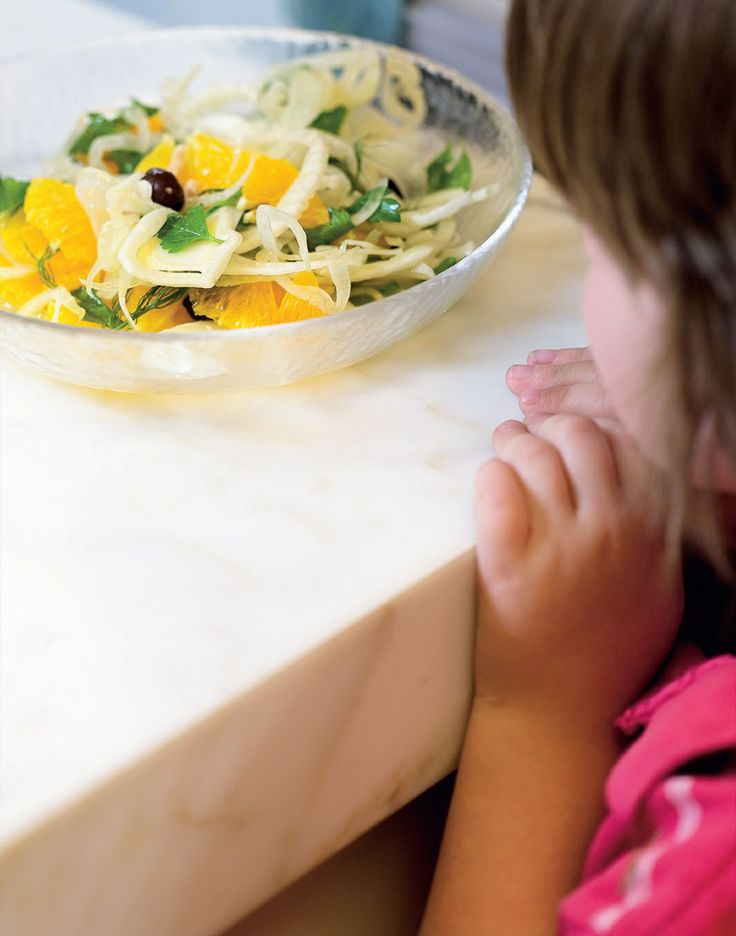 Fennel, orange and parsley salad recipe by Jane Kennedy | Cooked