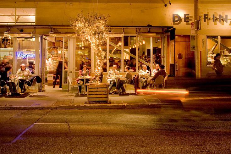 Delfina Restaurant