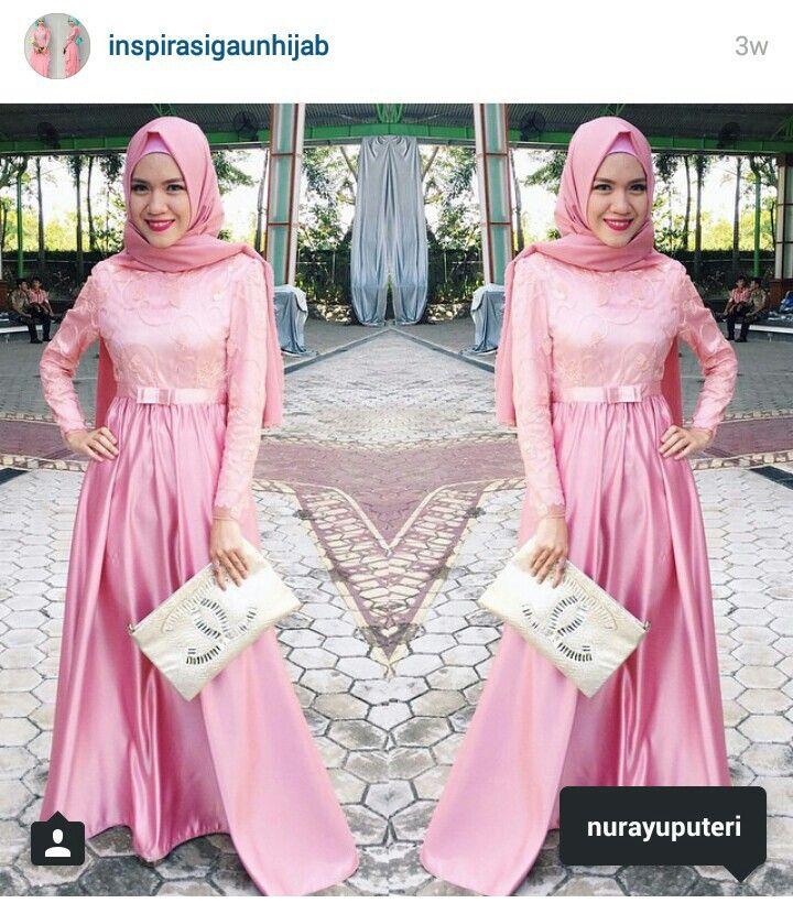 Dress kebaya hijab