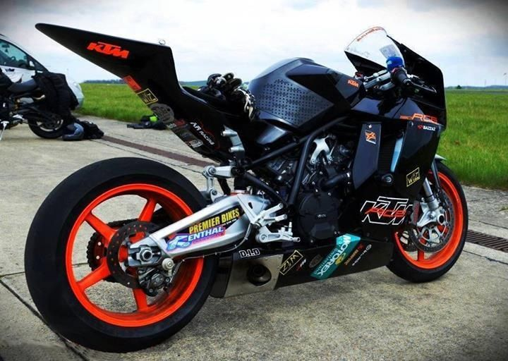 ktm rc8 racer cars bikes boats pinterest motorcycle sport
