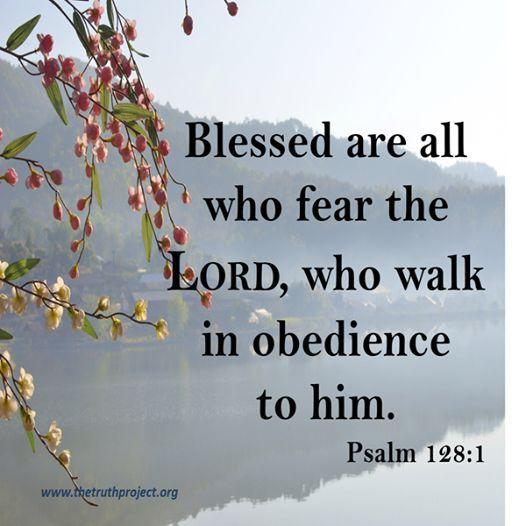 Psalm 128   Psalm 128:1   Faithful -- Scripture   Pinterest