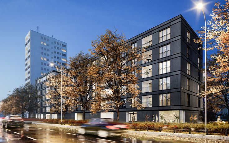 residential housing visualization / DAAKO studio