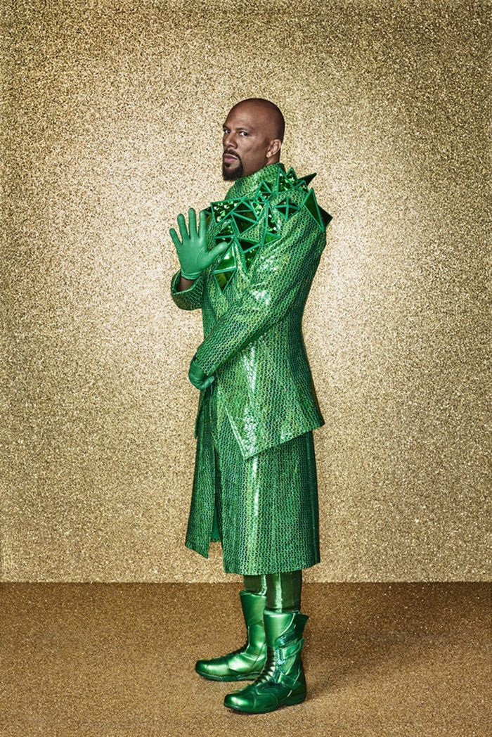 Common as The Bouncer THE WIZ LIVE! -- Season: 2015 -- Pictured: -- (Photo by: Paul Gilmore/NBC)