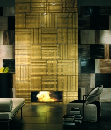 74 best Fireplace Interiors: Metals images on Pinterest ...