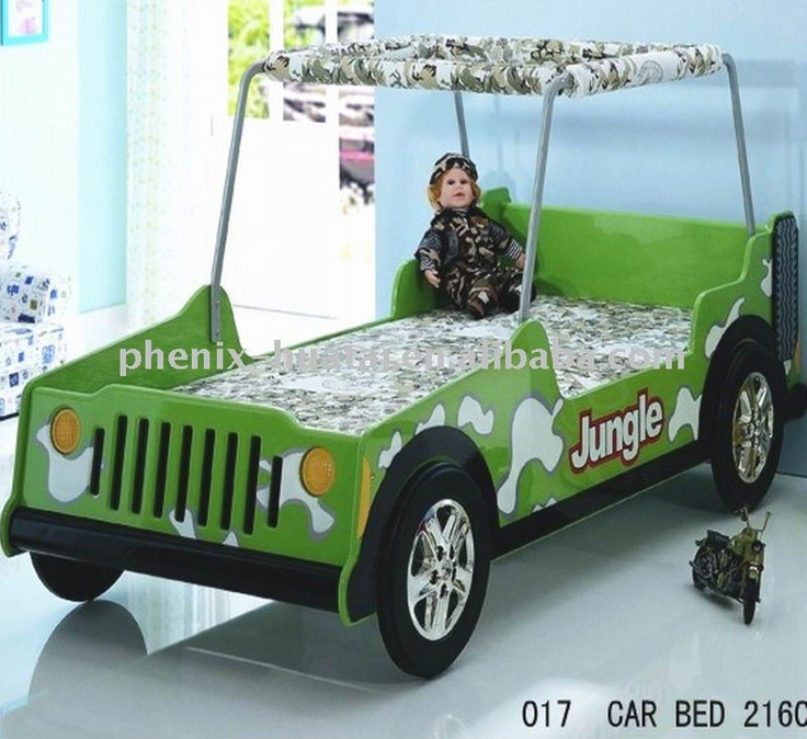 kid jeep car bed