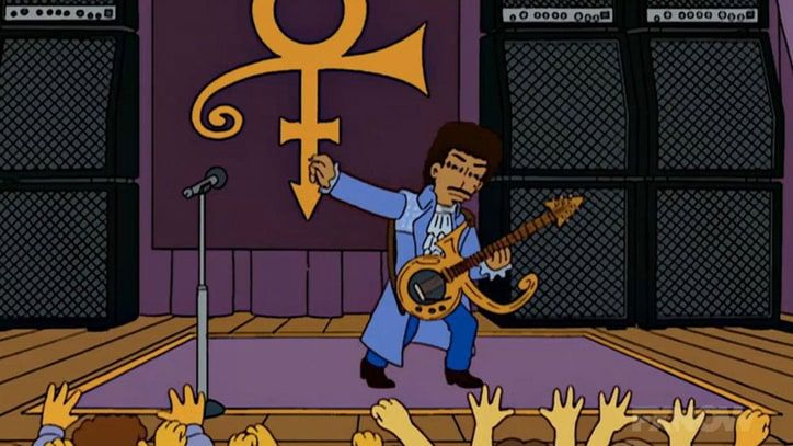Read Conan O'Brien's Rejected Prince Episode for 'Simpsons'