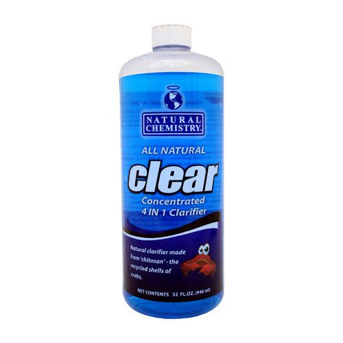 Natural Chemistry Spa Clear for hot tub water (946ml)