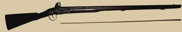 Barrett Trade Gun was by far the gun most often traded for furs
