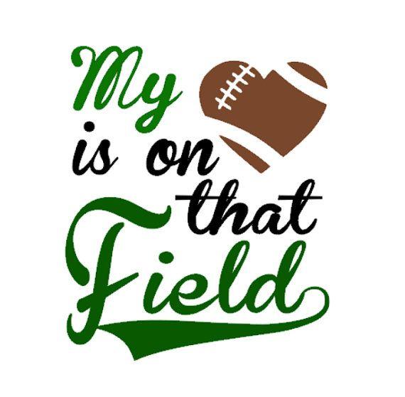Football Mom Shirt, Mom of a football Player Shirt, PeeWee Football Shirt, My Heart is on that Field Football Shirt