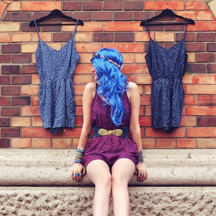 Over all wear your overal 🎠 #szputnyikshop #szputnyik #budapest #newcollection #summer #musthave #casual #girly #short #overal #bluehair #hotinthecity #anotherbrickinthewall