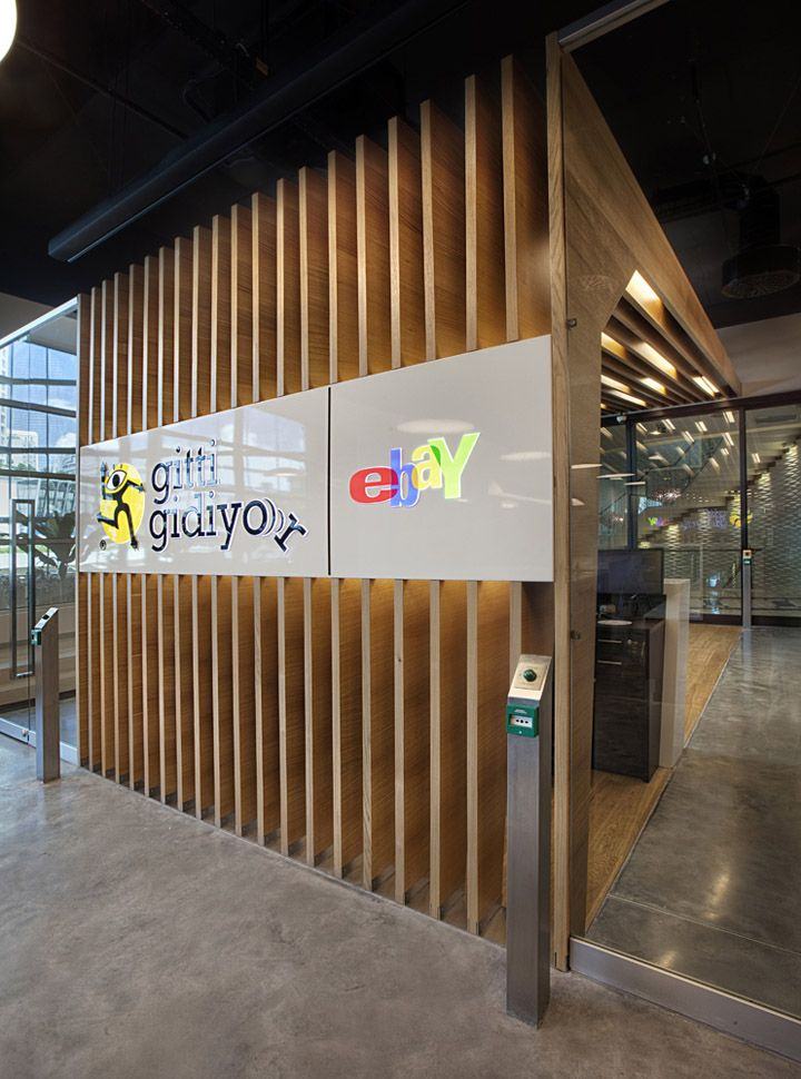 Ebay office by OSO Architects, Istanbul » Retail Design Blog