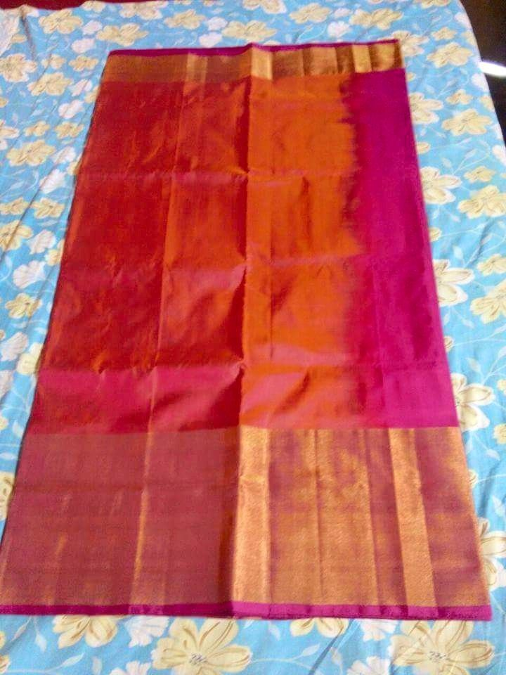 Pure Uppada Silk Saree | Elegant Fashion Wear #uppada #saree #uppadasaree