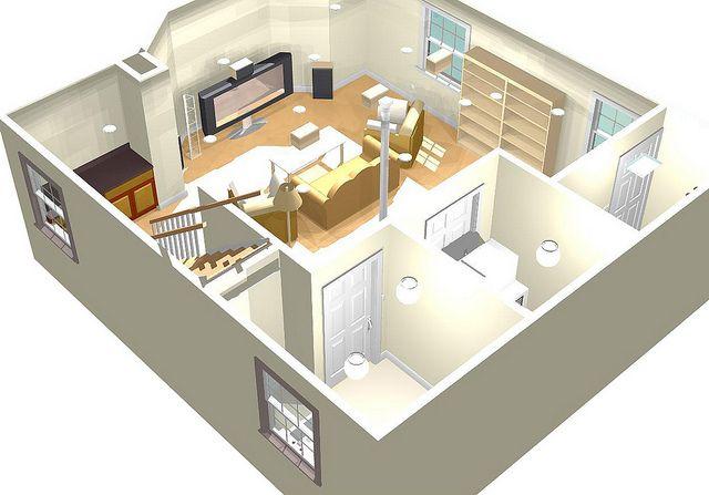 Basement Design Software Creative Magnificent Decorating Inspiration