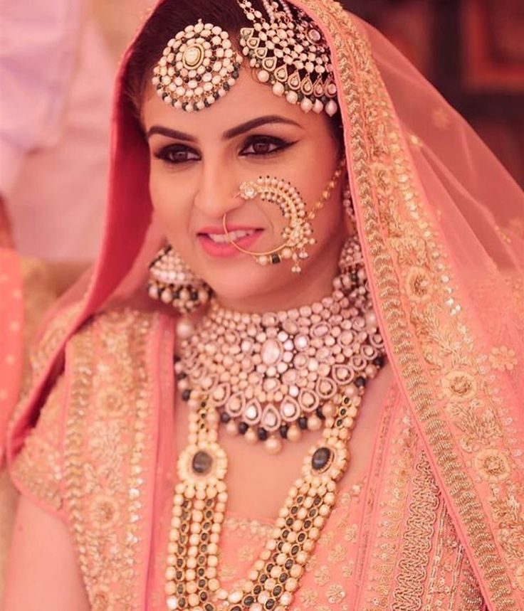 25 Best Ideas About Indian Jewelry Sets On Pinterest: 25+ Best Ideas About Punjabi Bride On Pinterest
