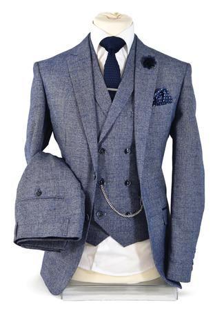 Mississippi Tweed Suit
