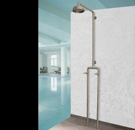 WaterBridge Exposed Shower System