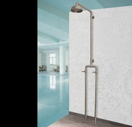 exterior shower fixtures. waterbridge exposed shower system. bath accessoriesindustrial chicoutdoor fixturesoutdoor exterior fixtures