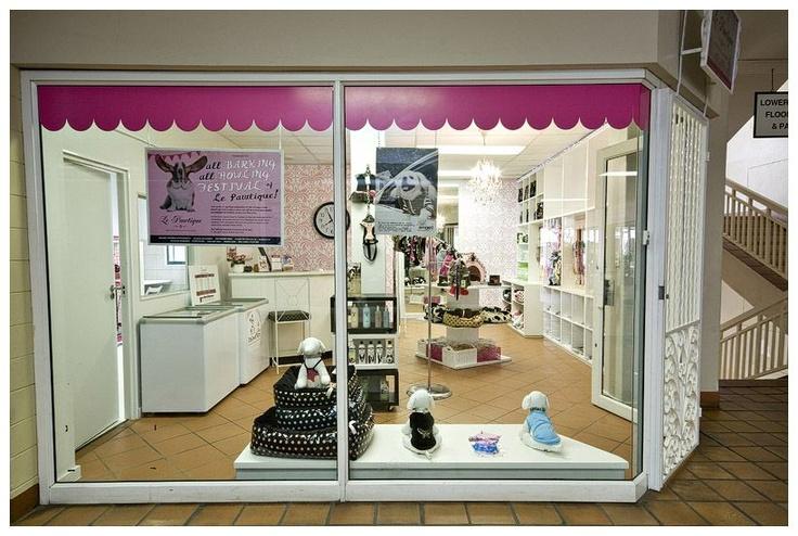 Le Pawtique - the pooch spa and boutique.