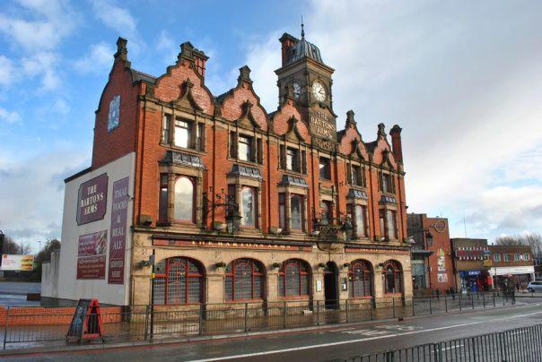 Barton Arms, Birmingham (UK): fine example of Victorian pub // Photo: Melissa Becker