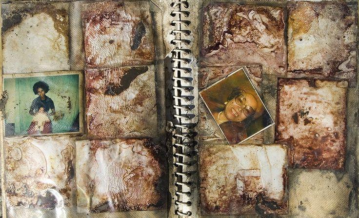 ©Stan Strembicki - Memory Loss, Photo Albums Left Behind by Hurricane Katrina