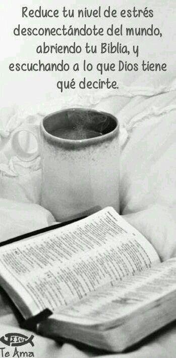 Abre tu Biblia