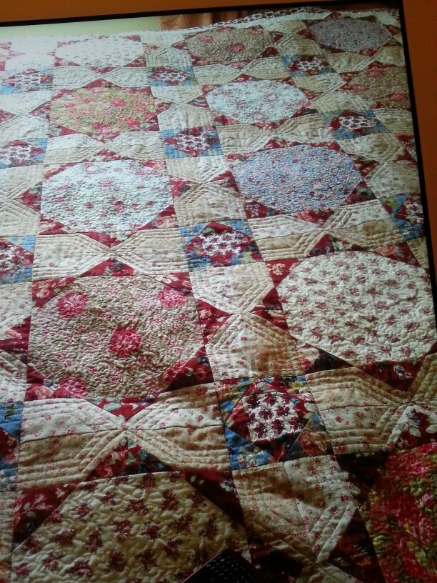 More details of quilting