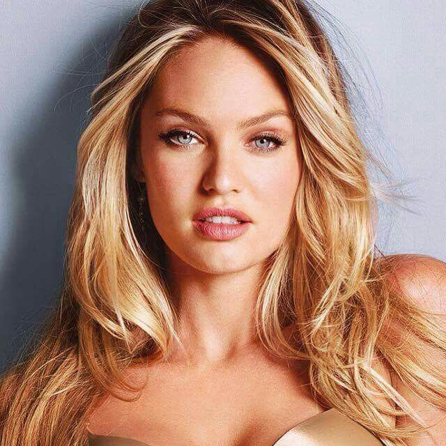 candice swanepoel celebrity faces - photo #36