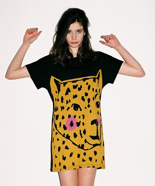 Girls who wear Lazy Oaf are the best girls.