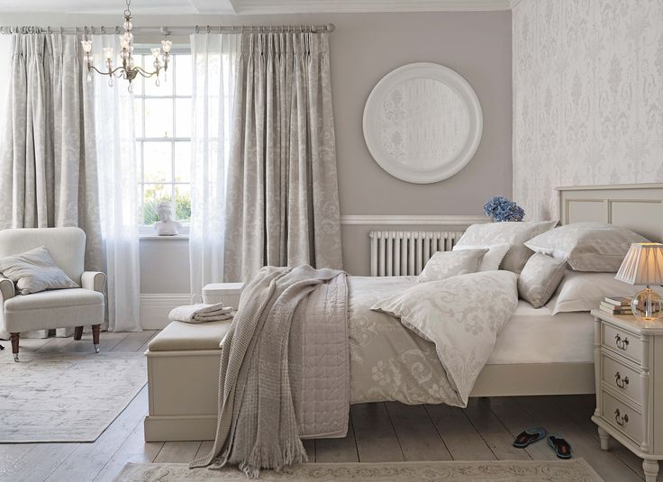 The 25+ best Grey curtains bedroom ideas on Pinterest ...