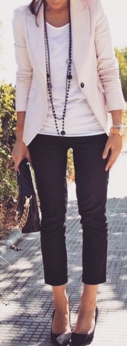 Stitch Fix- I love the whole outfit. Love how you can dress up and down with the…