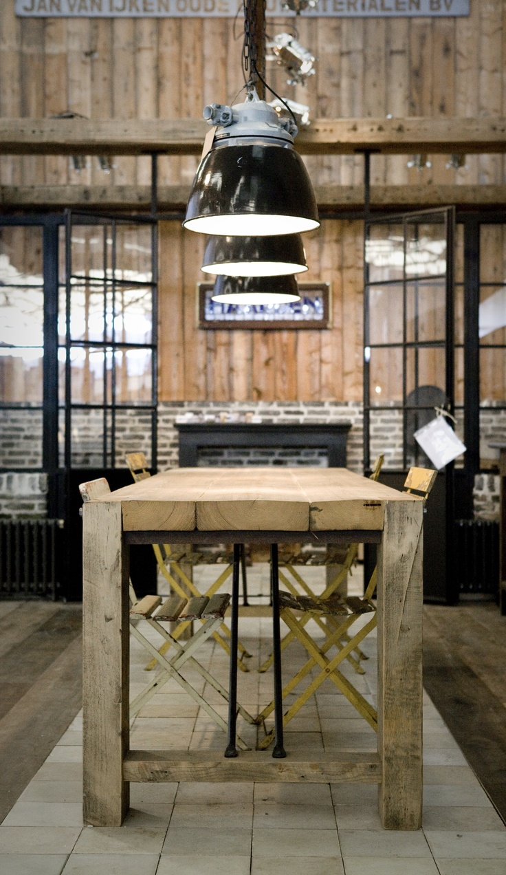 1000  images about stoere tafels   tables on pinterest ...
